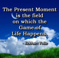 Game of Life = Now!