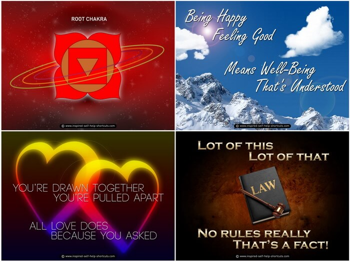The Awakening Kit contains a screensaver and helps you to remember timeless Universal truths!