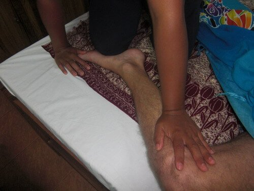 Use Thai Massage to Release Old Memories.